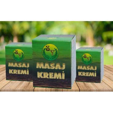 Masaj Kremi 40 ml.