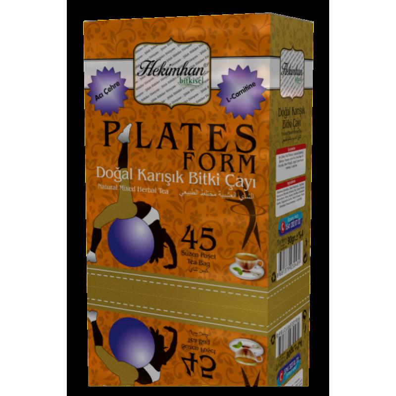 Plates Form Çayı