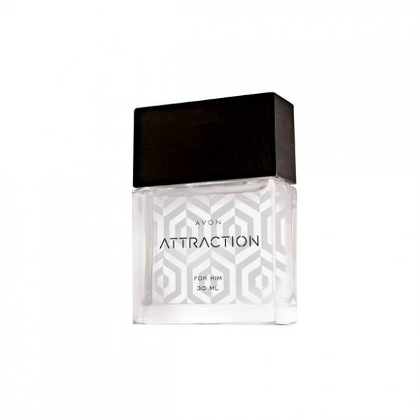 Attraction Erkek Parfüm EDT 30 ml