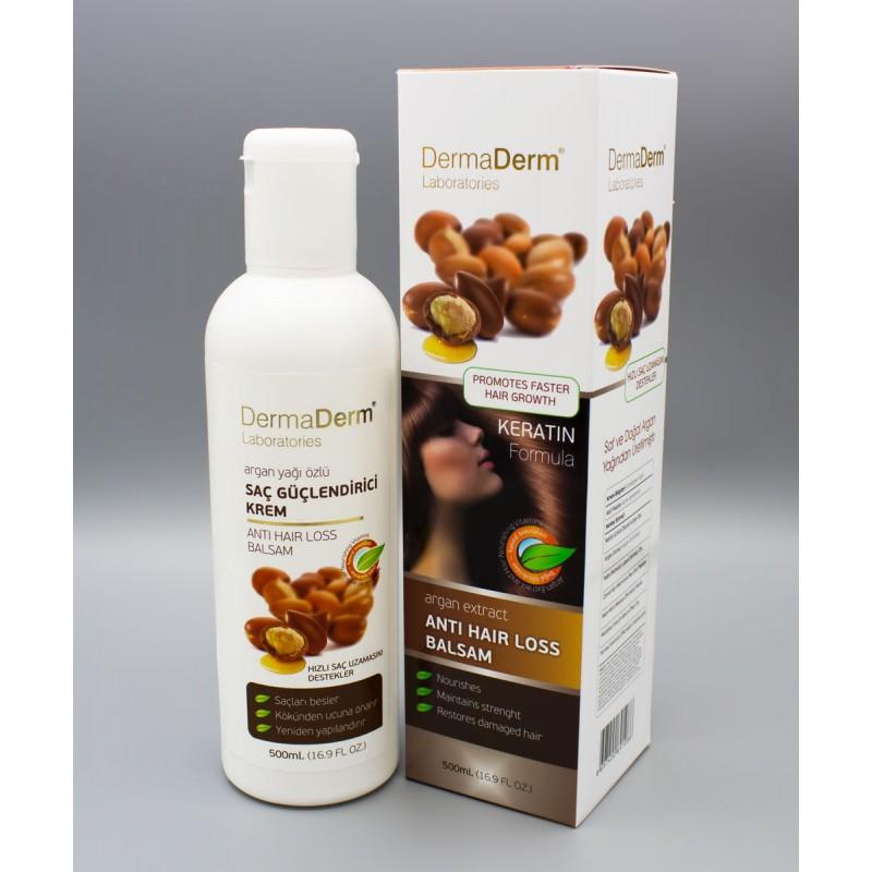 Argan Yağı Özlü Saç Güçlendirici Krem