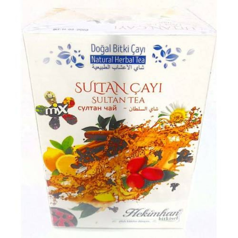 Hekimhan Sultan Küp Kış Çayı 170 Gr.