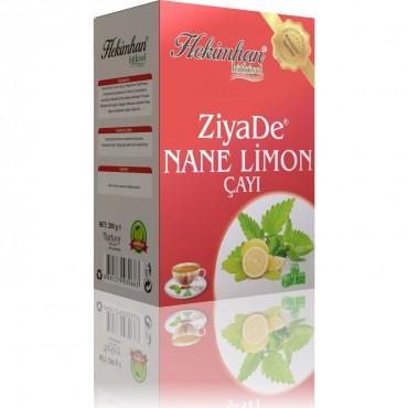 Hekimhan Bitkisel Ziyade Nane Limon Çayı 170 gr
