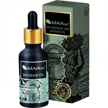 MAIA MC Saf Baobab Yağı 20 ML