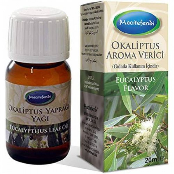 Okaliptus Aroma Verici