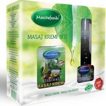 Masaj Kremi & Masaj Kolonyası