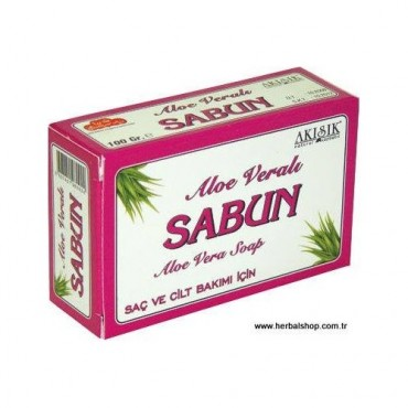 Aloe Veralı Sabun
