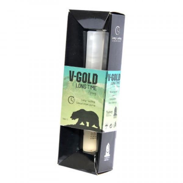 V-Gold Long Time Kalem Sprey 10 ml.
