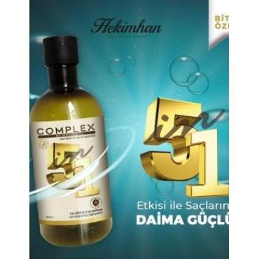 5 in 1 Bitki Özlü Saç Şampuanı