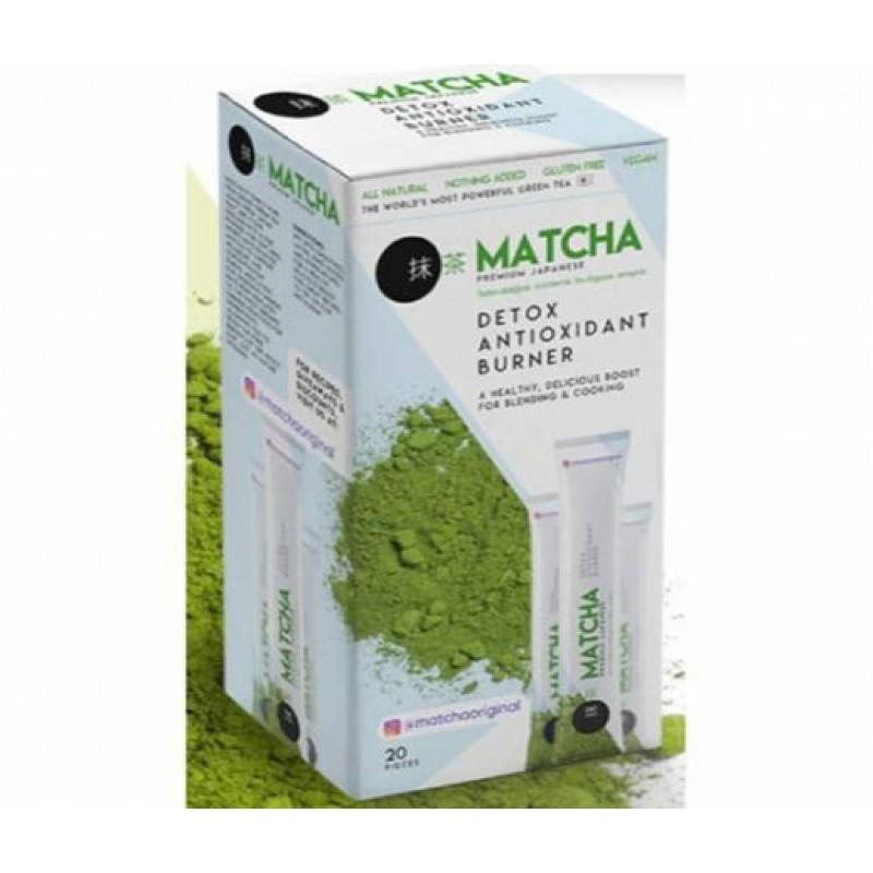 Matcha (Maça) Çayı